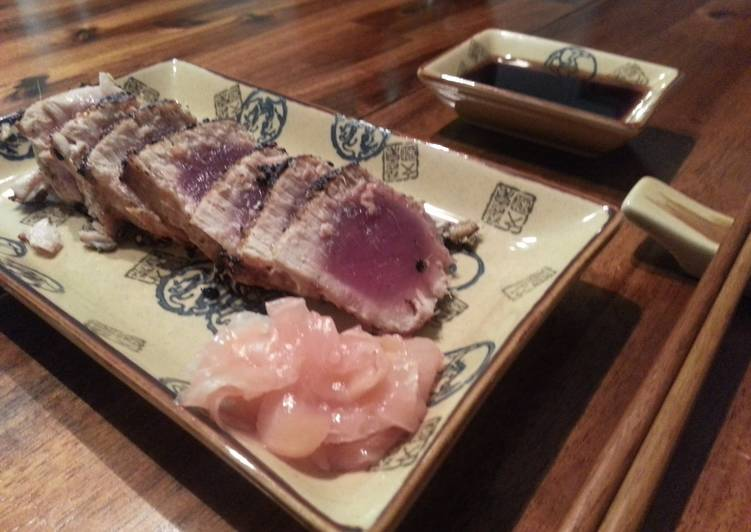 Step-by-Step Guide to Make Ultimate Tuna Tataki