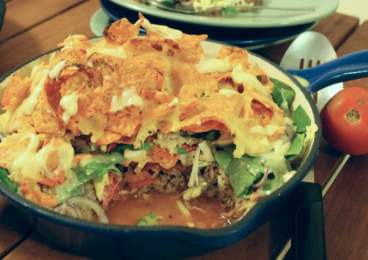 How to Prepare Any-night-of-the-week ONE POT NACHOS