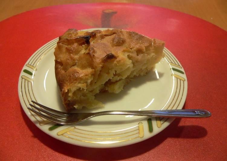 Recipe of Award-winning Easy Apple Cake
