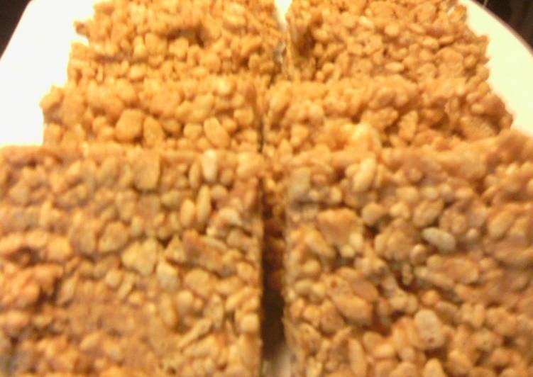 sunshines peanut butter rice krispies