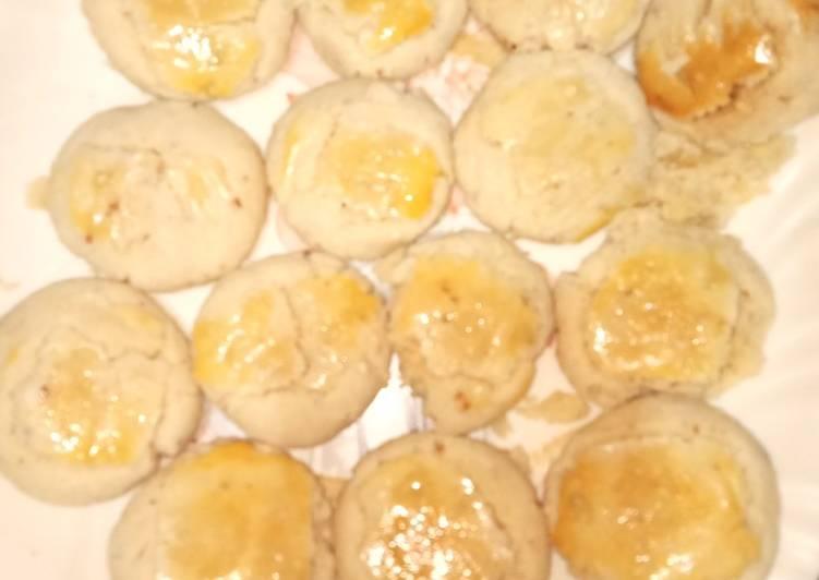 Recipe of Super Quick Homemade Naan khatai