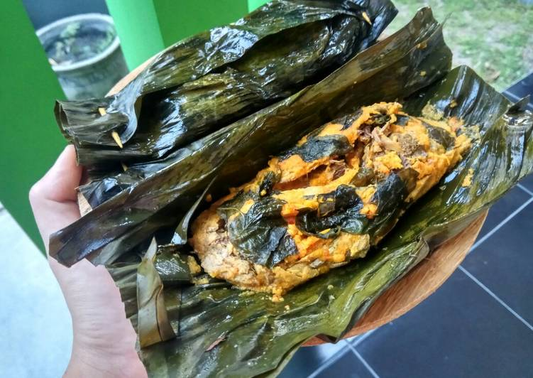 Resep Pepes Tongkol Kemangi yang sederhana