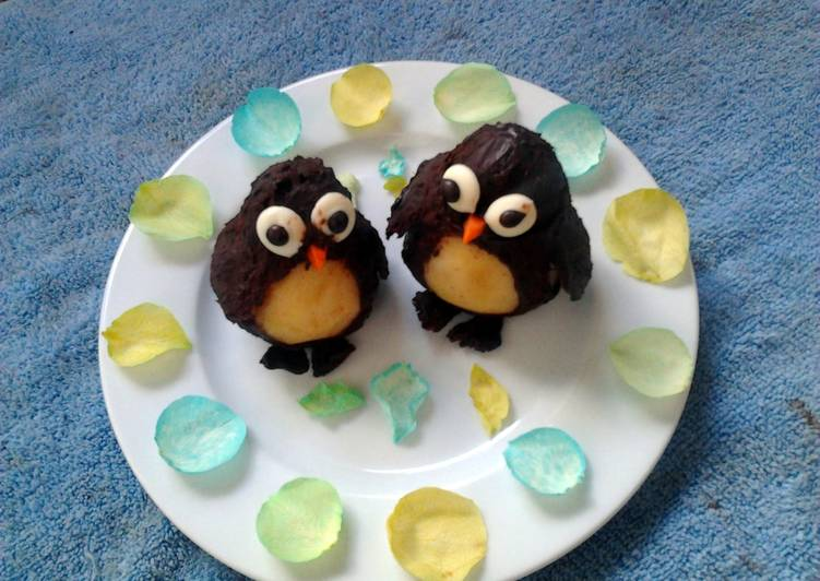 Ladybirds Penguin Pears