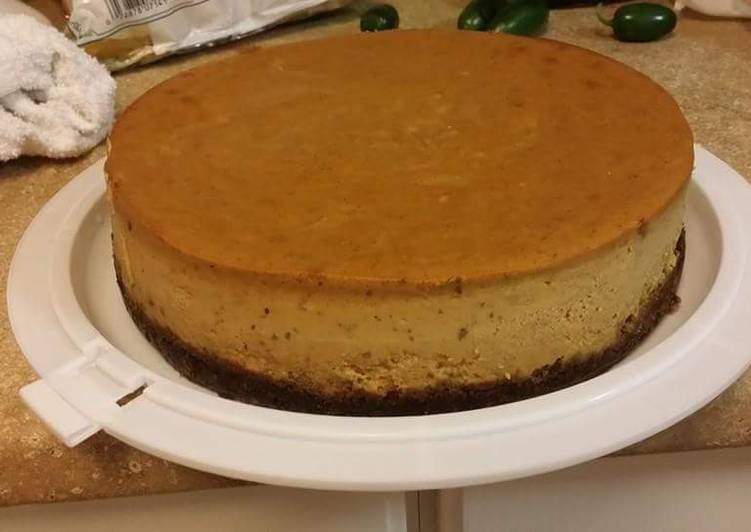 Step-by-Step Guide to Prepare Ultimate ORIGINAL PUMPKIN CHEESECAKE DELUXE