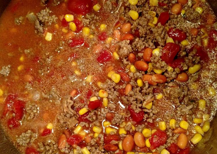 Going Green for Better Health By Dining Superfoods, Easy Taco Soup