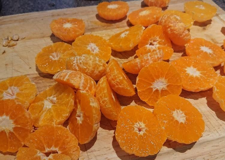 Recipe of Perfect Clementine Jam
