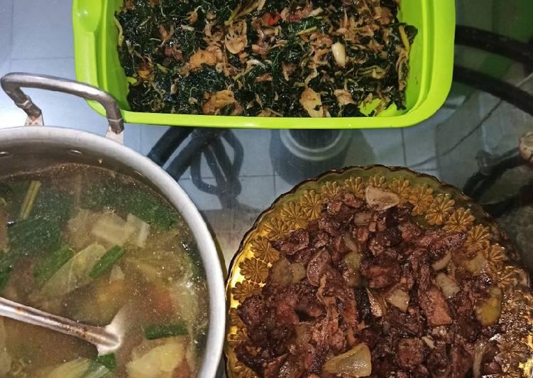 Resep Sayur sop sederhana dan simple yang Menggugah Selera