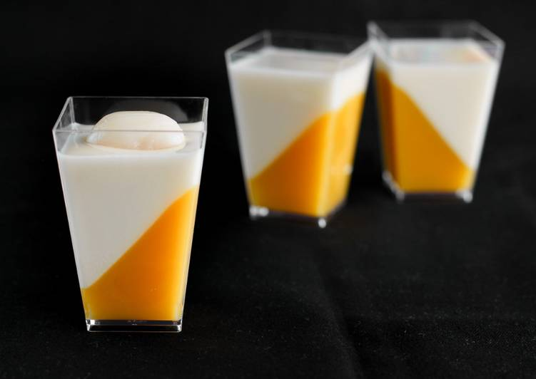 Step-by-Step Guide to Make Ultimate Mango Lychee Pudding