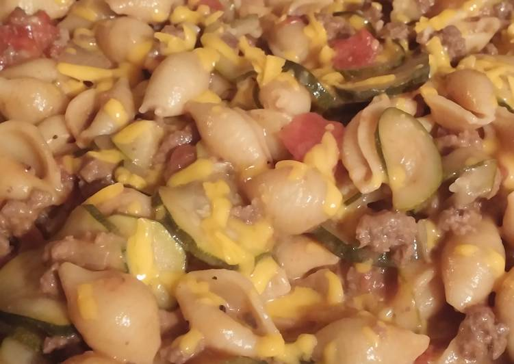 Simple Way to Make Super Quick Homemade Campbell's Country Skillet Supper