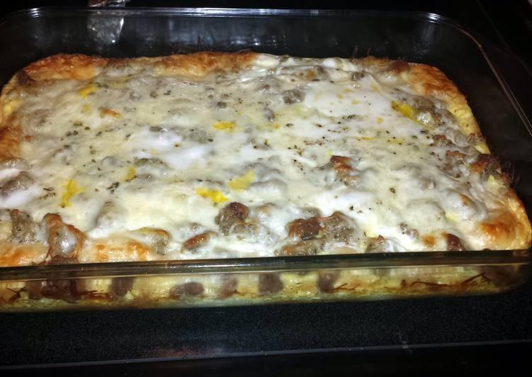 Easiest Way to Prepare Delicious Breakfast casserole