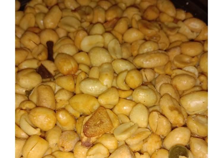 Kacang bawang gurih