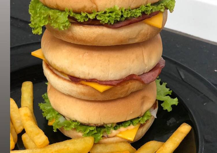 Patty burger