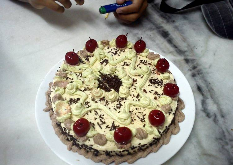 Recipe: Delicious Basic Cake Recipe For Beginners