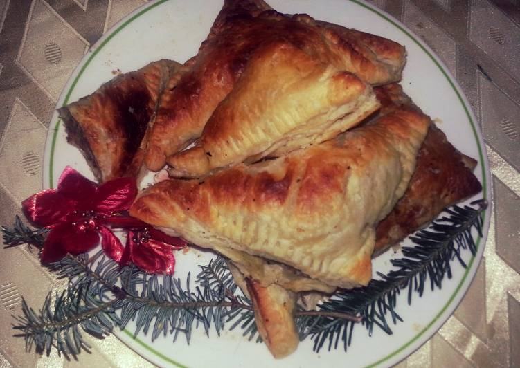 Somsa or Burekas