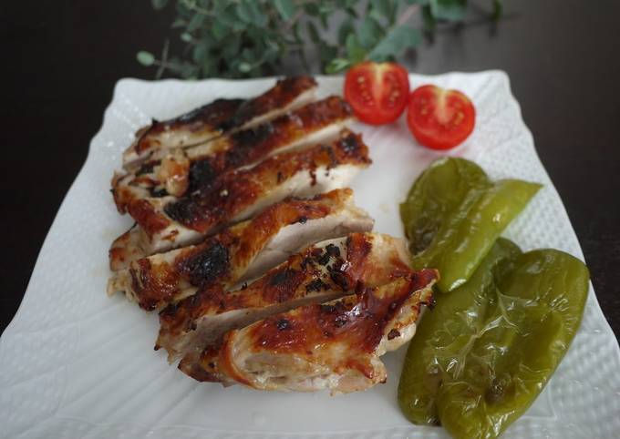 Recipe Of Homemade Plenty Of Umami Flavor Tender Chicken Fried With Shio Koji Chicken Recipes Cf