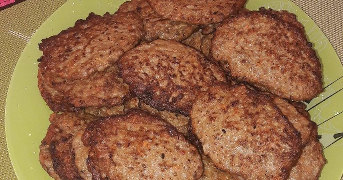 Пошаговый фото рецепт печеночных оладушек