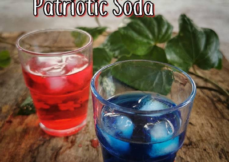 Patriotic Soda - resepipouler.com