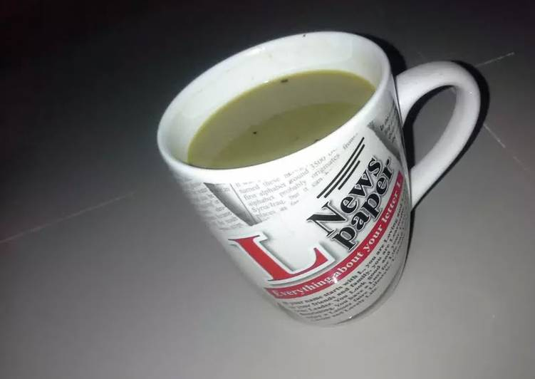 Cappucino Green Tea