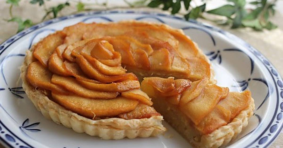 Caramelized Apple And Sweet Potato Pie Recipe By Cookpad Japan Cookpad