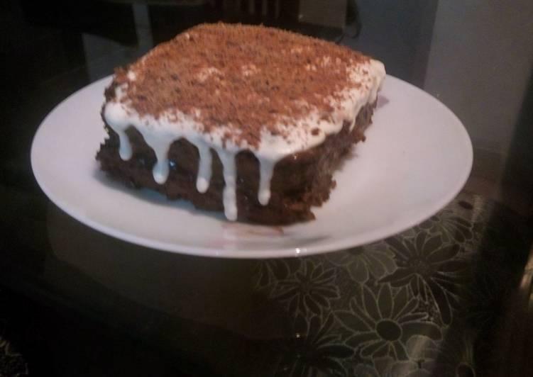 Easiest Way to Prepare Perfect Chocolate Truffle cake