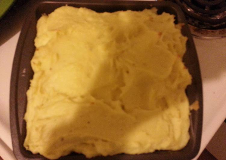 Quick and Easy Recipe: Appetizing Easy Shepherds Pie