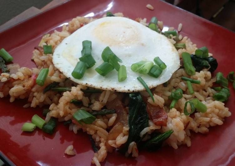 Recipe: Perfect Breakfast Fried Rice
