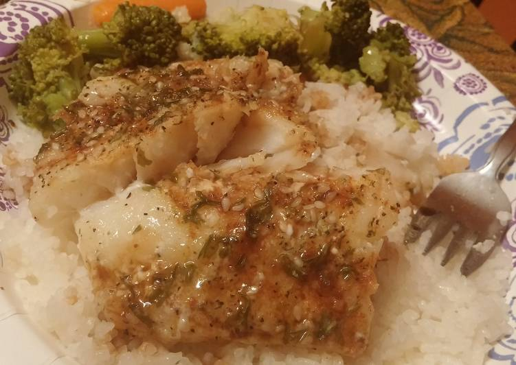 Rice cooker Cod
