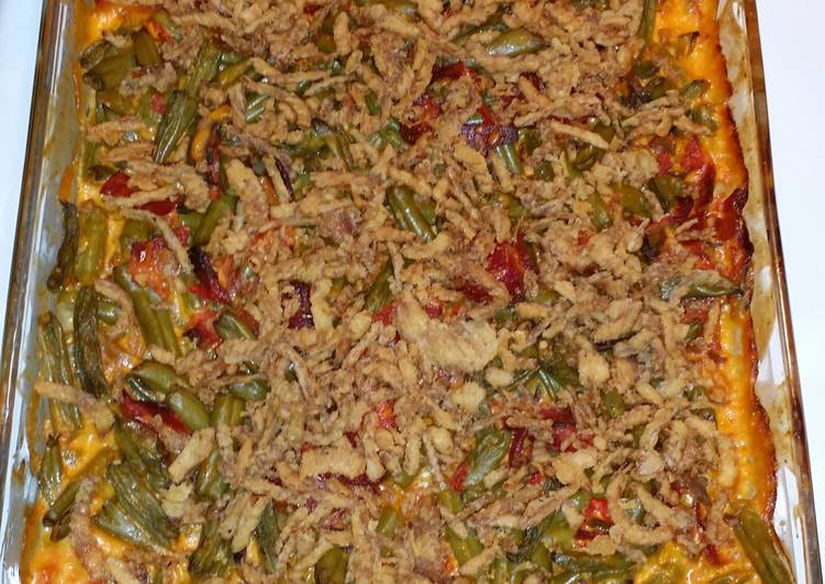 Southwest Green Bean Casserole, Coconut Oil Is Actually A Wonderful Product And Can In Addition Be Advantageous For Your Health