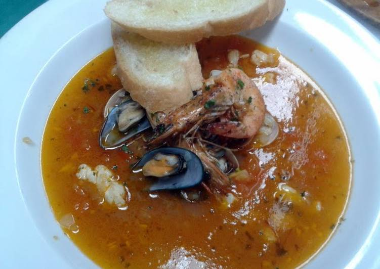 The Food Items You Choose To Eat Will Effect Your Health Bouillabaisse