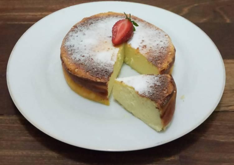 Cara Membuat Basque Burnt Cheese Cake yang Lezat