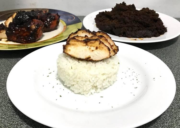 Charsiu Ayam