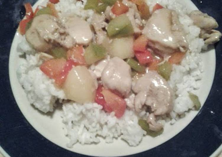 Easy Guide to Make Yummy Sweet and Sour Chicken