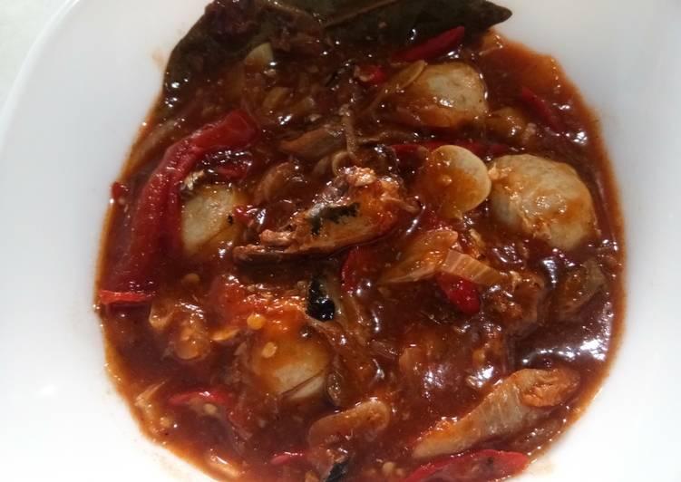 Sarden Toba (TomatBakso)