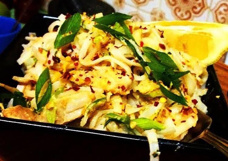 Recipe of Homemade Phad Thai
