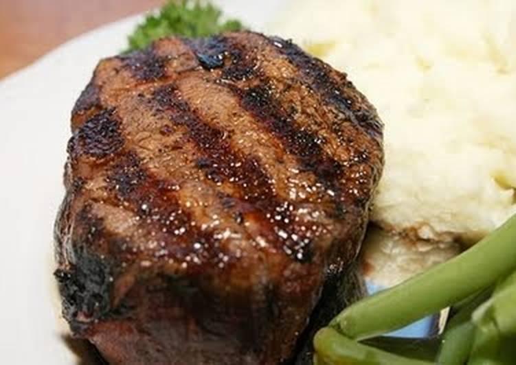 Recipe of Super Quick Homemade How to Cook Beef Steak! Medium Rare
