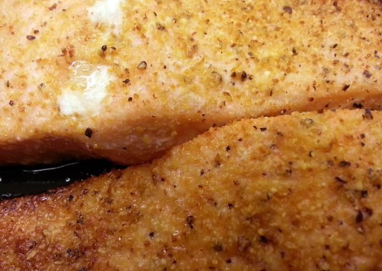 Easiest Way to Prepare Perfect Orange Baked Salmon