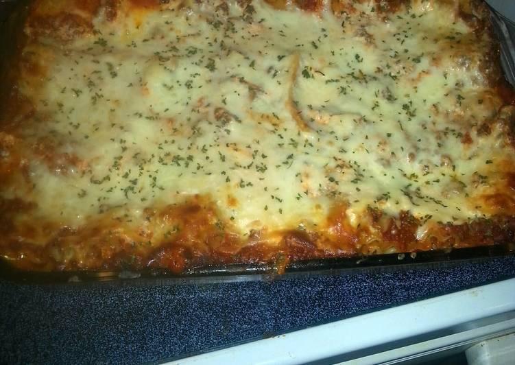 Lasagna de Erico