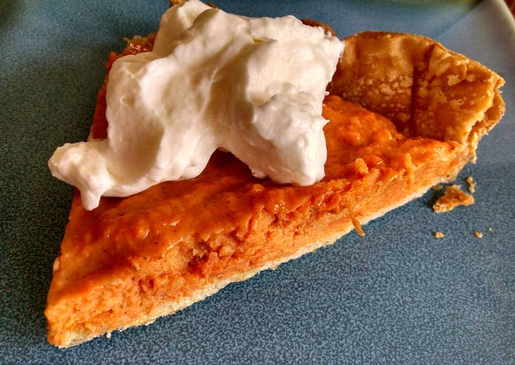 Sweet Potato Pie, Help Your Heart with The Right Foods