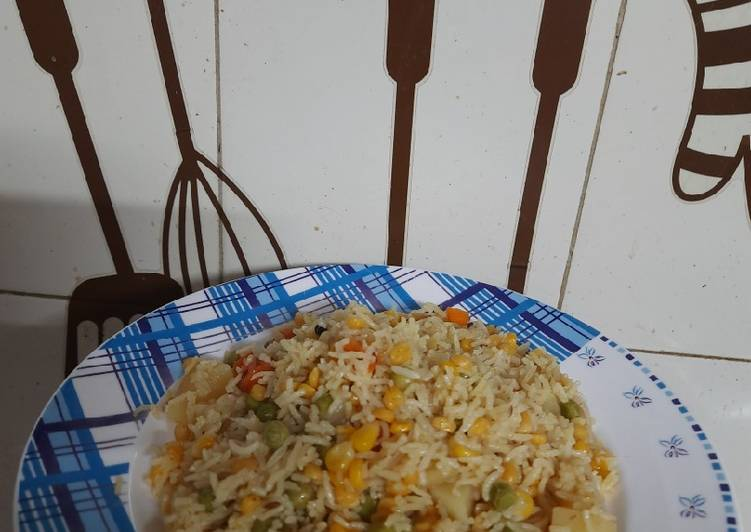 Step-by-Step Guide to Make Favorite Healthy Pulao