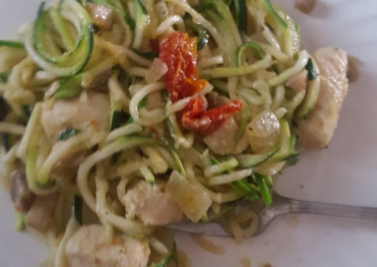 Super Delicious Healthier Italian Dinner