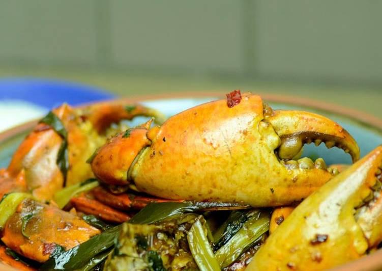 Chilli Crab (Singaporean)