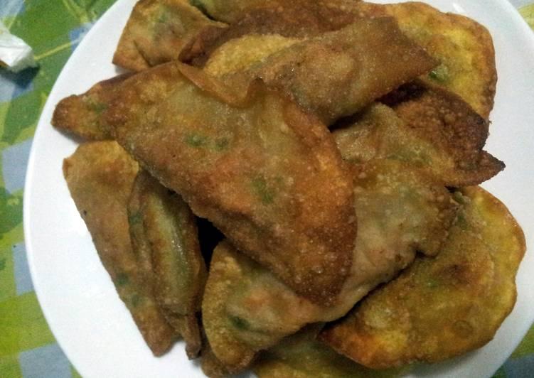 Recipe of Quick dumpling