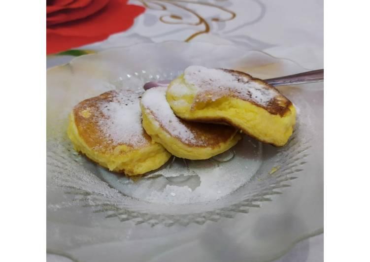Resep Pancake lembut (ala² jepang) Bikin Ngiler