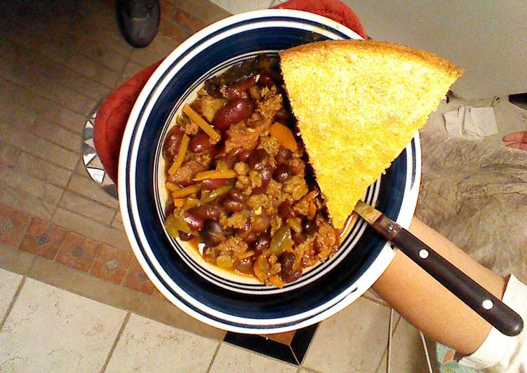 CrockPot Chili, Foods That Benefit Your Heart