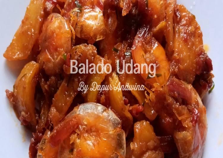 Balado Udang