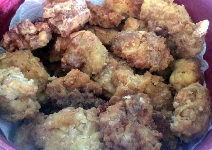 Crunchy Chicken Tid-Bits