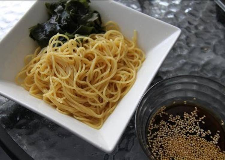 If You Live Overseas, Use Pasta To Make Chinese Noodles!