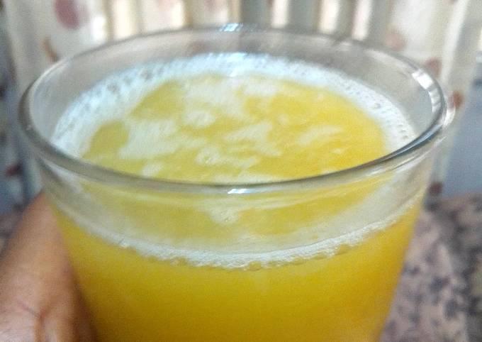 Pineapple Peel Juice 2