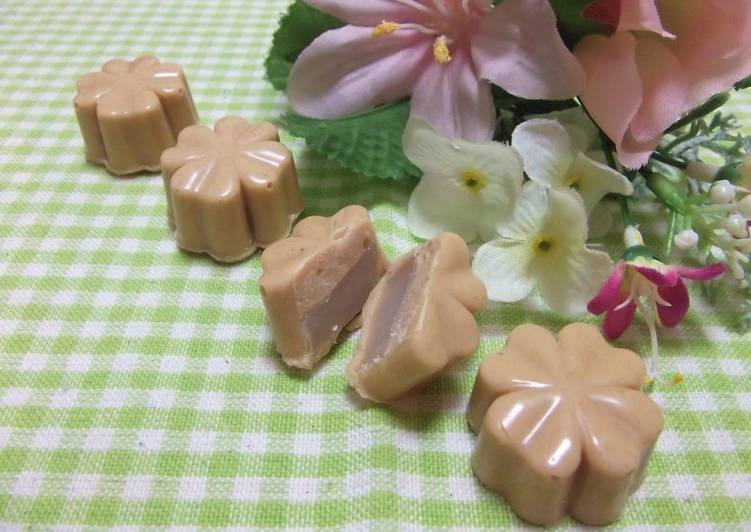 Simple Way to Prepare Ultimate Kinako Mochi Chocolate