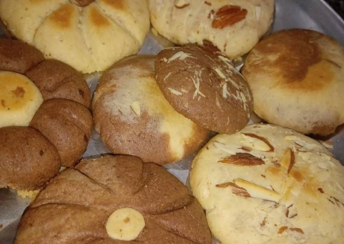 Recipe: Yummy Butter Biscuits